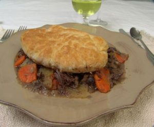 Seal Flipper Pie