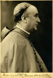 Photo Credit: The Rooms Provincial Archives: A 23-129; Archbishop Edward Patrick Roche