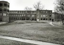 The Waterford Hospital was once known as the Lunatic Asylum
