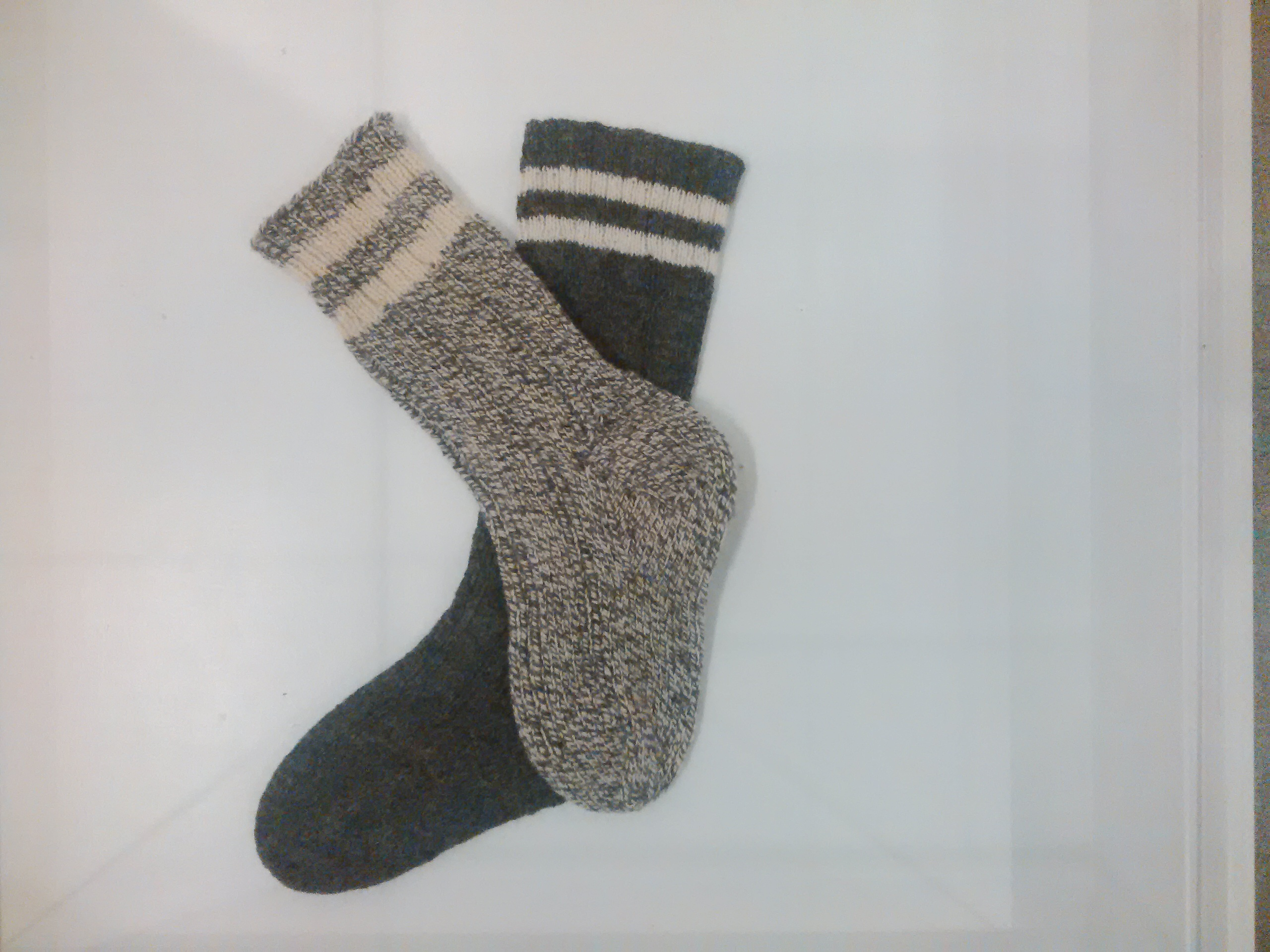 Woolen Socks Knitting Pattern : More than a pair of socks Archival Moments