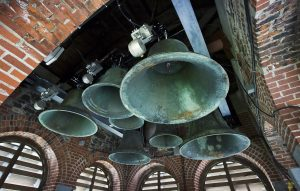 The Basilica Bells will ring out at  on August 4 at 9:25 p.m.  Please have your church toll their bells.