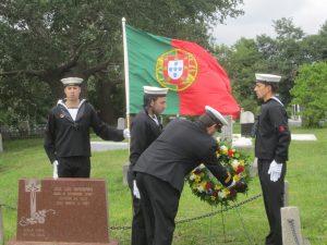Portuguese Grave 034