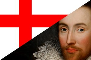 Since 1936 their have been voices in Newfoundland suggesting that St. George's Day be called Shakespear's Day.