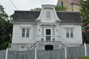 1 Bonaventure Avenue, St. John's (The Observatory) was equipped as a weather Observatory