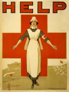 Australian Recruitment Poster, 1917
