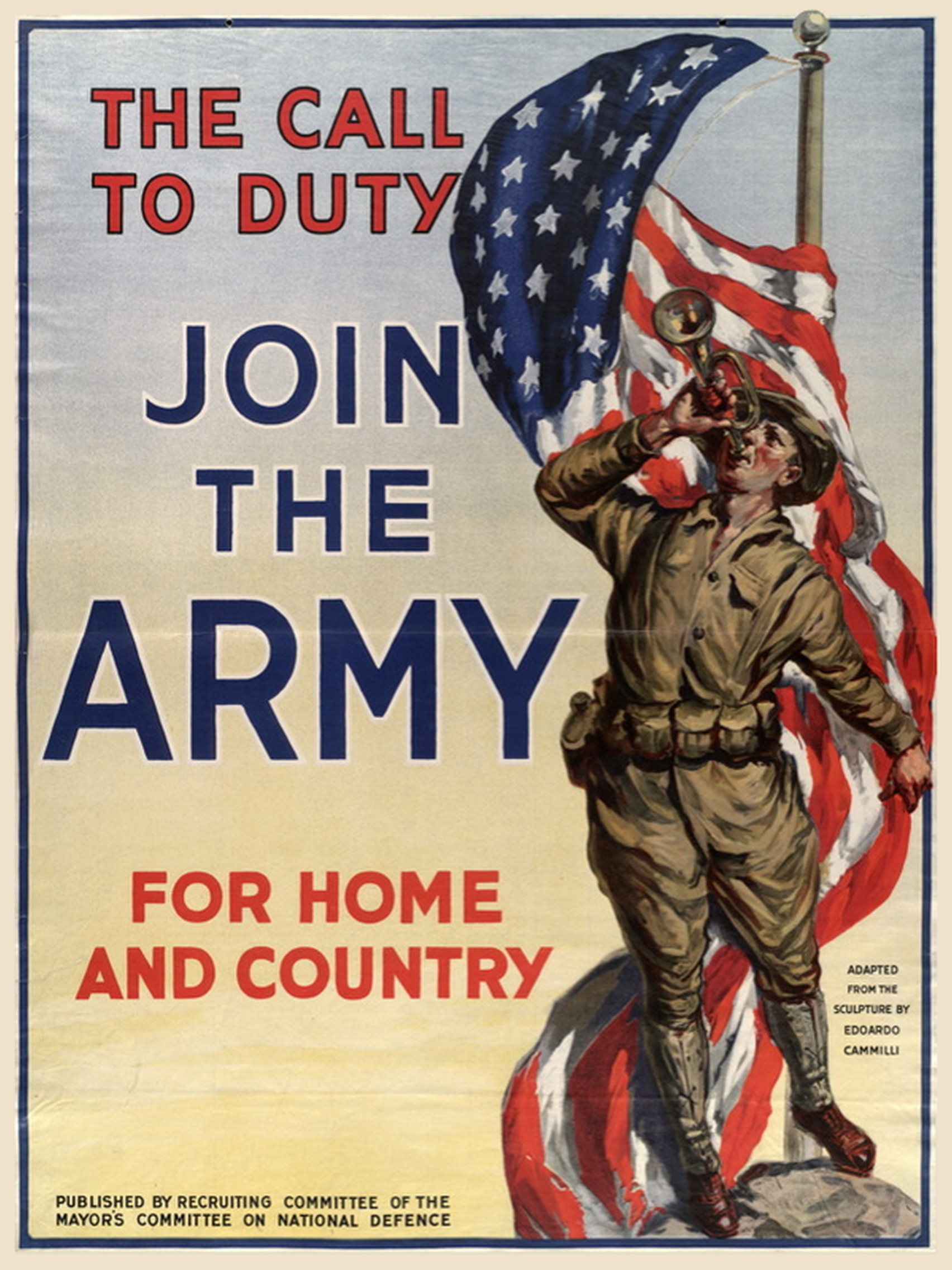 duty in the us army