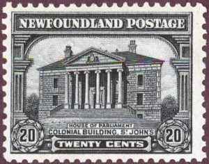 Between 1857 and 1949 Newfoundland issued her own stamps. In all more than 300 different stamps were printed,.