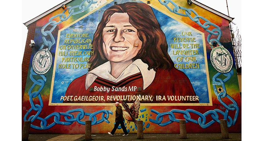 bobby sands mural archival moments